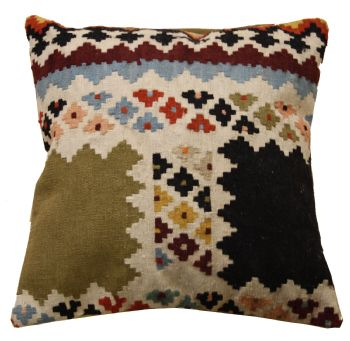 Handmade Persian Kilim Cushion